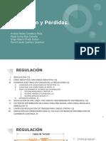 Regulación de tensión líneas de transmisión