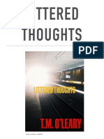 Littered Thoughts