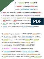 300 Palavra Em Ingles