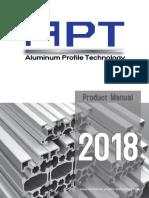 APT Catalogo 2018