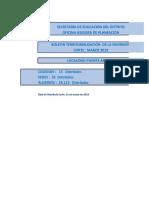 16 PUENTE ARANDA Territorializacion MARZO 2019