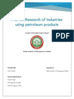 HPCL Report Sukriti PGP09051