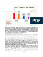 Brand Asset Valuator Model_coca Cola