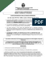 Instructivo Para La Inscripcion 2017
