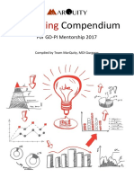 Marketing Compendium