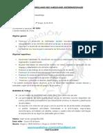 Talleres Fundacion Influye 2018