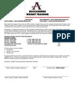 allatoona weight training syllabus 2019-20