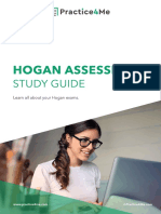 Hogan Assessment Study Guide