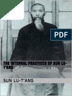 Las practicas internas de Sun Lu Tang