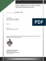 COEM 6900 Practicum Paper Submitted