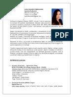 Tamara Fajardo Hernandez Hv 2018