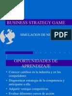 juego de negocios