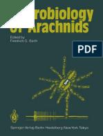 Neurobiology of Arachnids