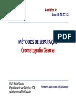 CROMATOGRAFIA GASOSA PF
