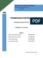 Informe Intermediarios Financieros