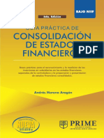 Guía Práctica de Consolidación de Estados Financieros (2a. Ed.)