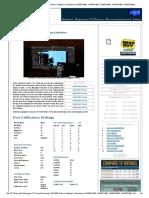 Samsung UNF6400 Picture Settings Calibrations (UN55F6400, UN46F6400, UN60F6400, UN40F6400, UN50F6400)