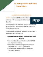 Asesinato de Carlos Luna