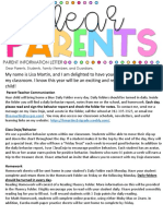 parentletter 2019 martinpdf