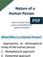 Kupdf.net 4nature of a Human Person