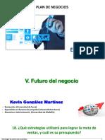 futuro del negocio