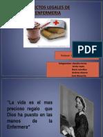 ASPECTOS LEGALES ENFERMERIA TRABAJO COMPLETO.pptx