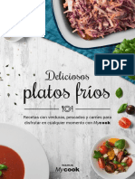 Taurus Mycook eBook Platos Frios