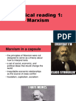 Lecture 5 Political Reading 1