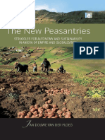 The New Peasantries Struggles for Autonomy and Sustainability in an Era of Empire and Globalization