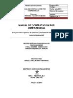 Manual de Contratación Por Competencias LAP - ACT4