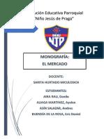Monografia de Mercado