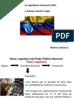Parlamentarias Venezuela 2015