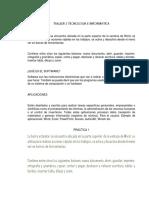 Taller 3 Tecnologia e Informatica Juanjose Cano 7-3
