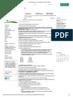 Documentação Para Solicitação de Alvará Sanitário