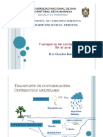 9.1. Transporte Contaminantes. Aire