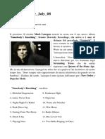 22-Gianplay Music July 08 Mark Lanegan Letter Never Sent