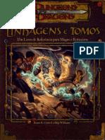 D&D 3E - Livro de Referência - Linhagens e Tomos - Biblioteca Élfica.pdf