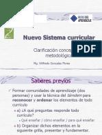 01 Nuevo Sistema Curricular