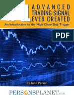Advanced Trading signal Ever Created
