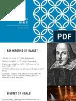 Theater Hamlet Powerpoint
