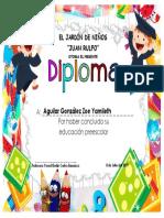 Diplomas 3° C