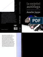 Anselm Jappe - La Sociedad Autófaga. Capitalismo Desmesura y Autodestrucción