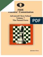 FIDE Trainers Commission Advanced Chess School Vol 7