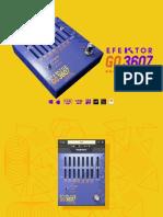 EfektorGQ3607 Manual