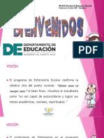 Presentacion Enfermeria Escolar 2019 - Elizabeth Rodriguez