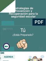 Estrategias de Prevención y Recuperación para la seguridad escolar .pdf
