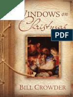 Windows on Christmas