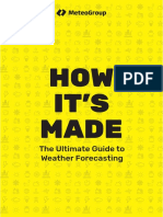 How It's Made - The Ultimate Guide to Weather Forecasting