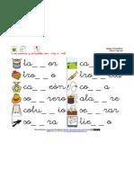 Ficha 1 - Reglas Ortográficas