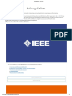 Author Guidelines - ICST 2019